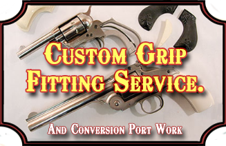 Port Work and Grip Fitting