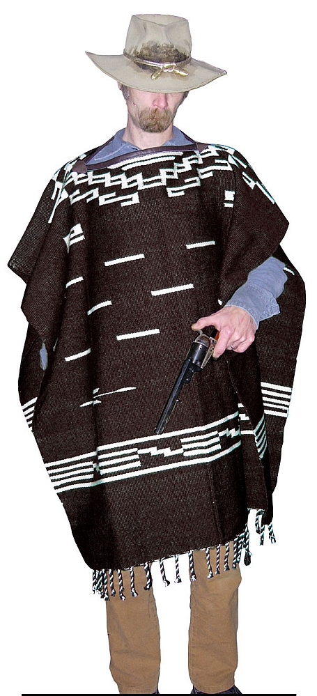A Fistful Of Dollars Poncho