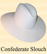 Confederate Slouch