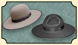 Men's Hat - SC Hat Body - 10X quality - Hand Styled