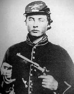 LeFaucheux 1854 Civil War CavLefaucheux