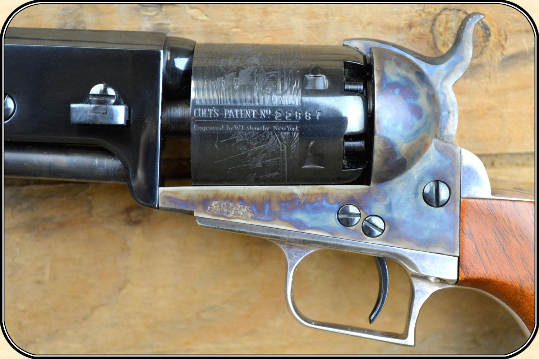 z Sold F series 2nd Gen Colt 51 Navy Serial number - 22887