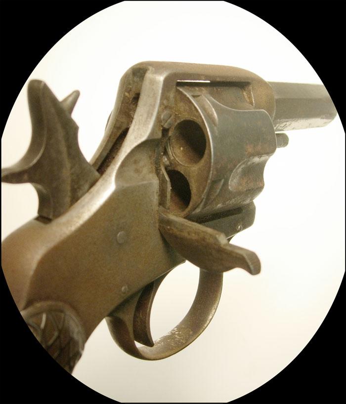 Z Sold An American Bulldog Revolver