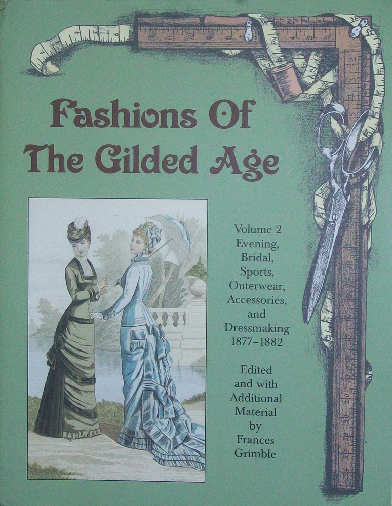 The Gilded Tarot Images On: Fashions Of The Gilded Age