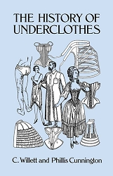 Books - The History of Underclothes