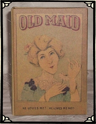 z-Sold Childrens - Old Maid Card Game
