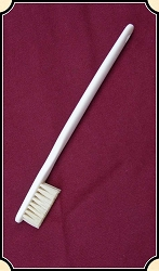 Victorian-styled Bone Handle Tooth Brush