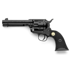 Blank firing revolver - 9mm 1873- blued 4.75 inch Barrel