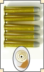 Belt dummies  - .45/70 Pack of six