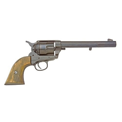 Non- firing pistol -1873 Cavalry Black 7 in.