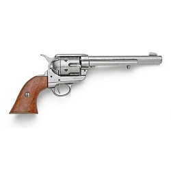 Non- firing pistol - Cavalry revolver gray finish