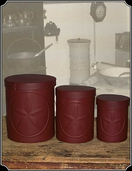 Star Canister - Set of 3