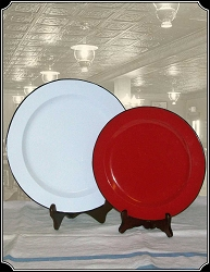 Kitchen - Enameled Tin Plates
