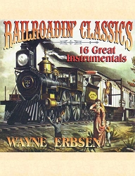 z-Sold CD - Railroadin Classics