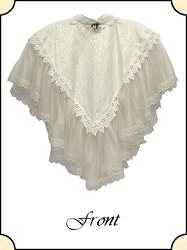 z-Sold Collar - Ladies Lace Collar