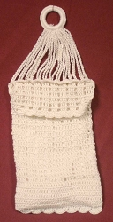 Reticule - Crocheted - Large