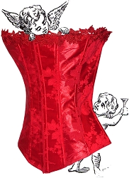 Our Most Popular Ladies Victorian Corset