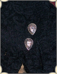 z-Sold Jewelry - Sterling Silver and Marcasite Earrings