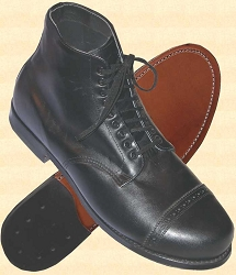 z-Sold Boots - Sable Tip Boot