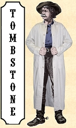 Duster - Tombstone cotton Duster Coat