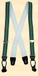 z-Sold Suspenders - X-Back Suspender - Elastic