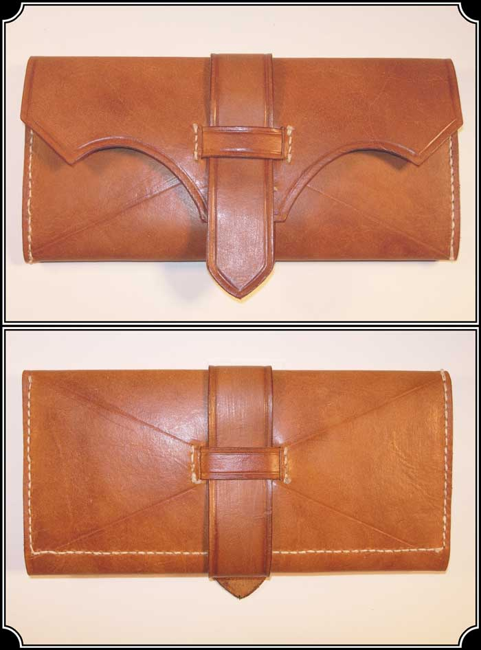 1860s Style Wallet
