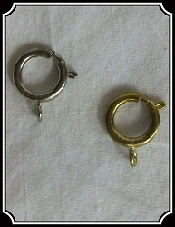 Watch - Spring Rings for Watch Chain