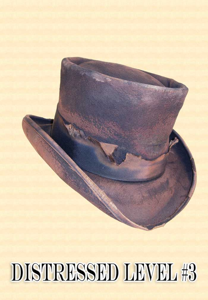 River Junction Trade Company Cowboy Hat Antiquing and Distressing ca864cff293