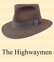 The Highwaymen - Hat Style