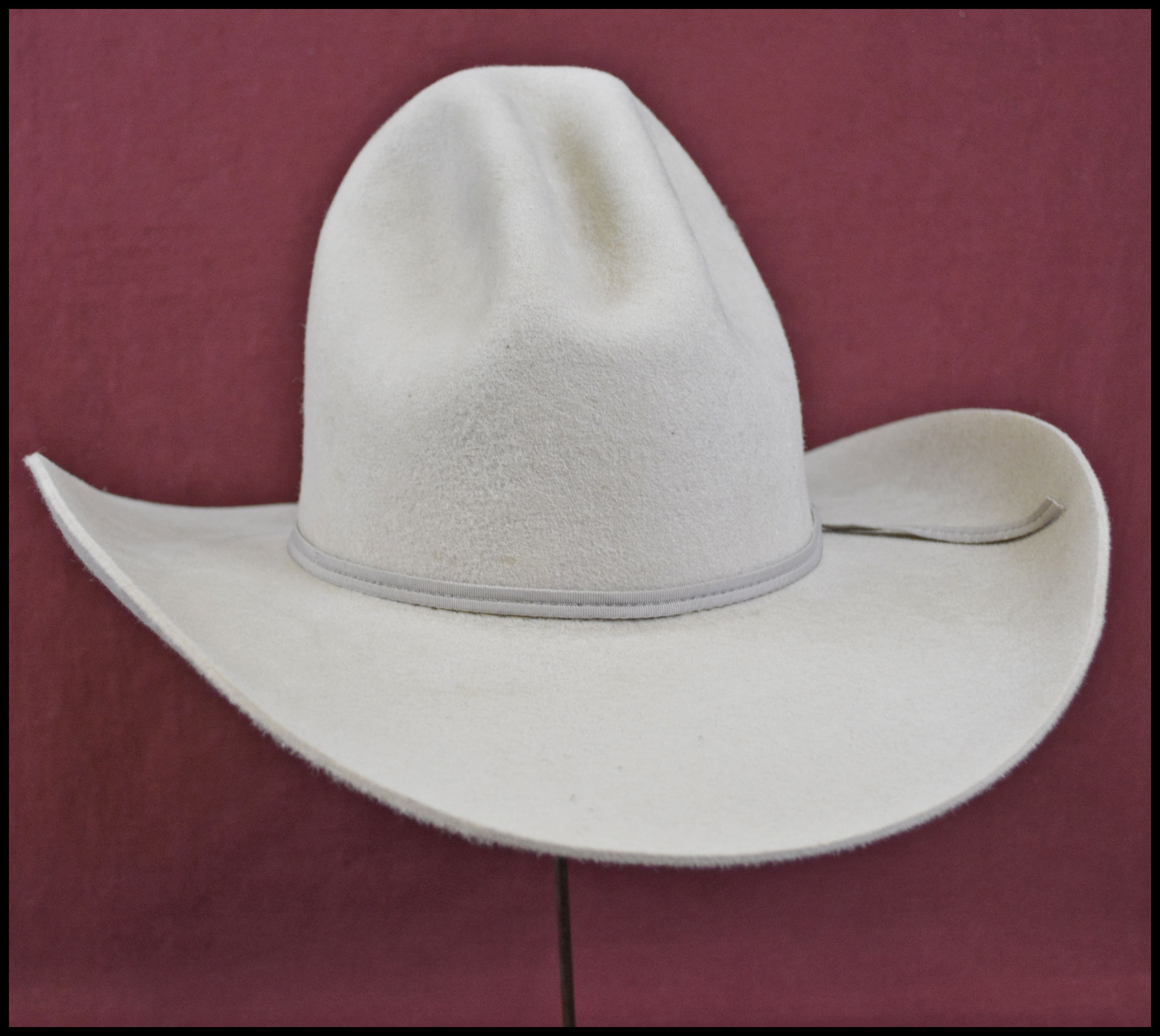 Tom Horn Hat Style