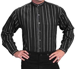 Lawman Stripe Shirt