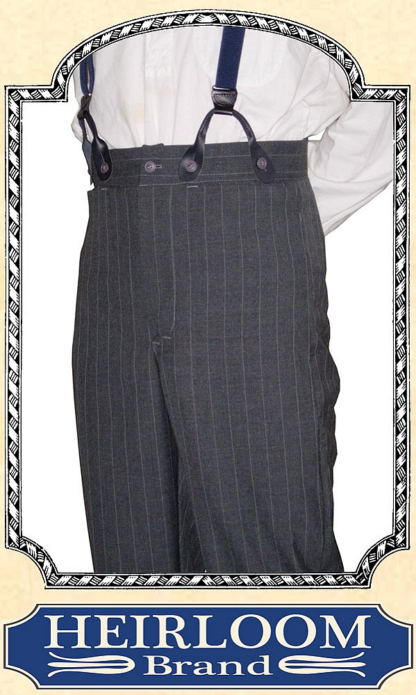 Trousers Dress Wool Heirloom Brand Old West Trousers