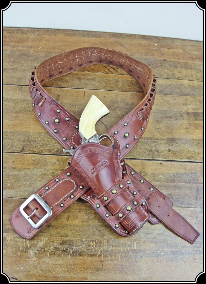 Z Sold Holster And Belt By Rick Bachman Of Old West