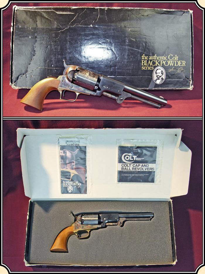 Colt 1st Model Dragoon New in the box