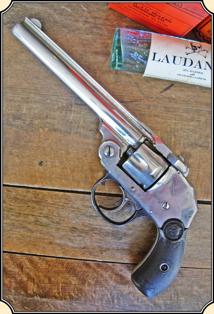 32 Best Staying Power Images On Pinterest: Antique Iver Johnson Hammerless .32 S&W Smith & Wesson