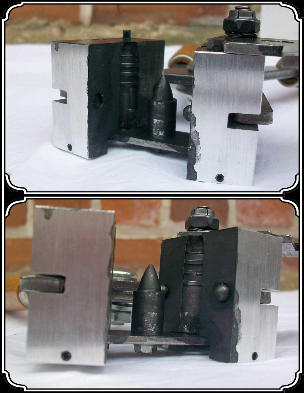 z Sold ~ Rapine bullet mould  41 LC HB