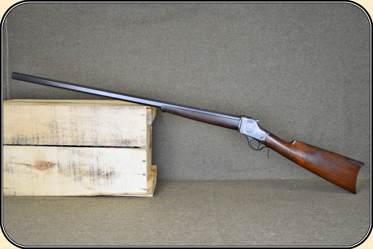 z Sold Winchester 1885 High Wall .32-40