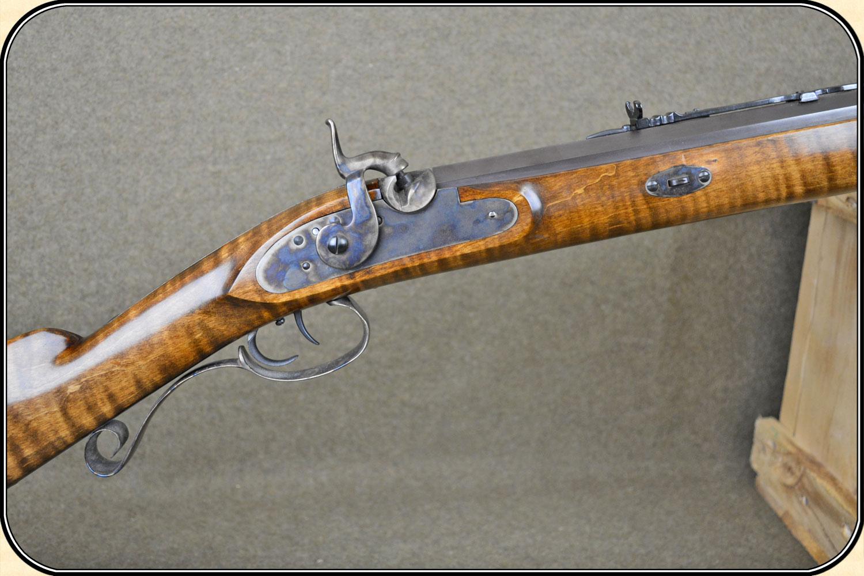 Unfired Santa Fe Hawken Rifle