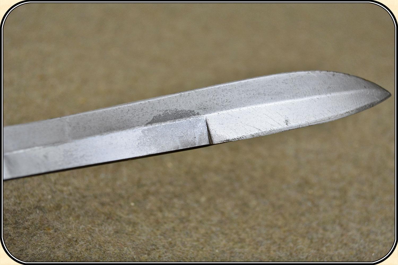 z Sold Vintage Balisong Butterfly Knife, Handmade Knife