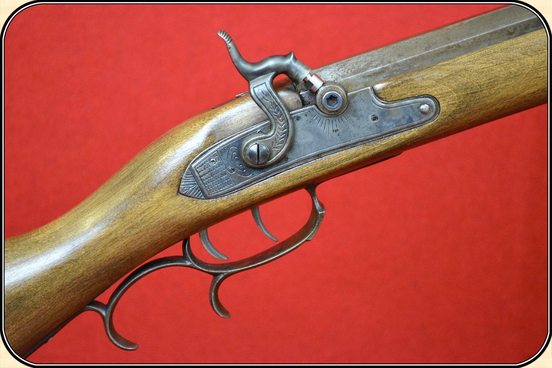 Z Sold Cva Mountain Rifle With Douglas Barrel