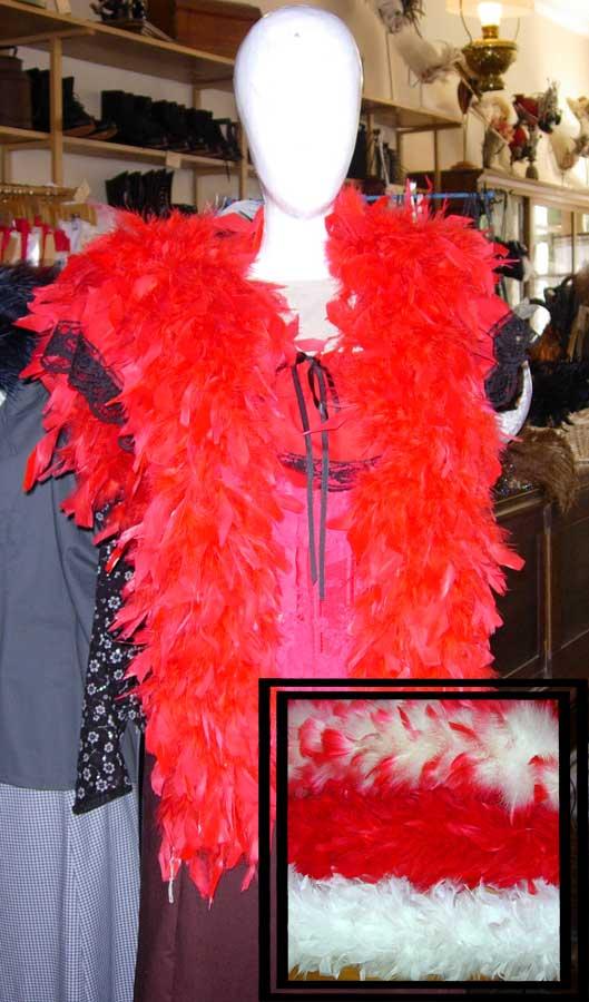 Large Feather Boas