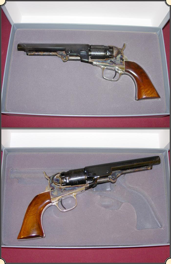z sold colt signature series 1862 pocket navy 36 caliber