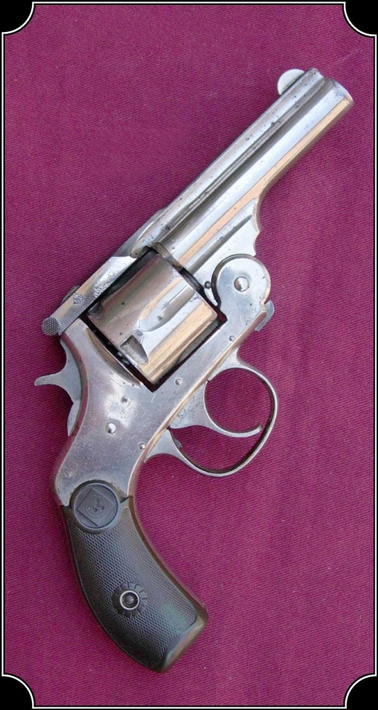 38 Best Halloween Costumes Images On Pinterest: Harrington And Richardson .38S&W Top Break