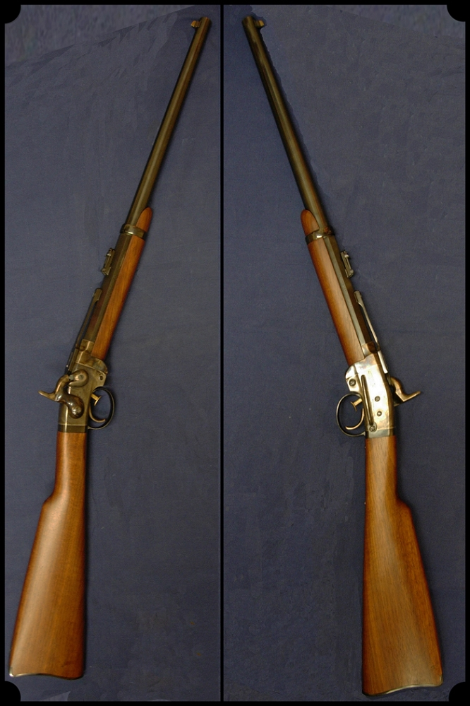 Pietta Smith Carbine for Cavalry