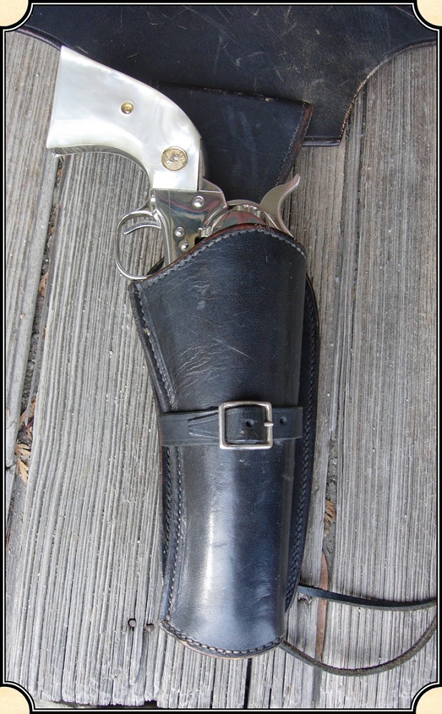 Z Sold Holster And Belt Buscadero Rig