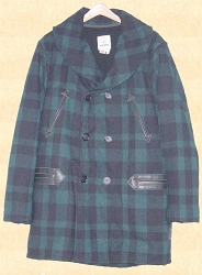 Green Premium Mackinaw - Wool - Heirloom Brand