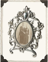 Grandiose Baroque Frame