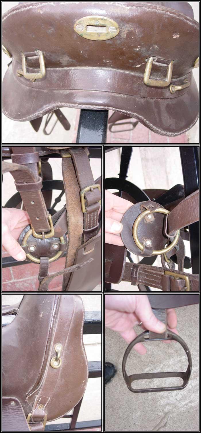 z Sold ~ Replica McClellan Saddle