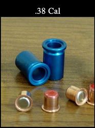 .38 caliber leg saver primer blanks pkg of 6