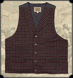Comstock Vest from Frontier Classics